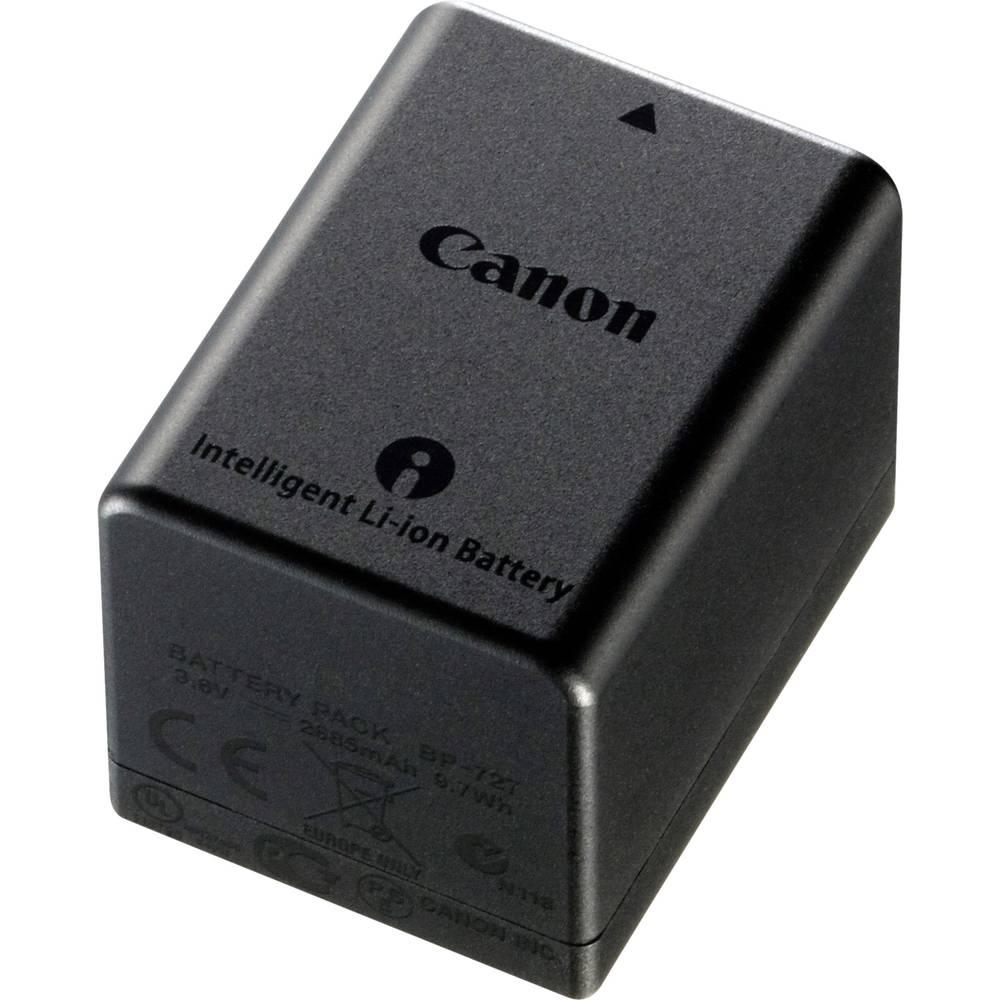 Camera-accu Canon BP-727 3.6 V 2685 mAh 6056B002AA