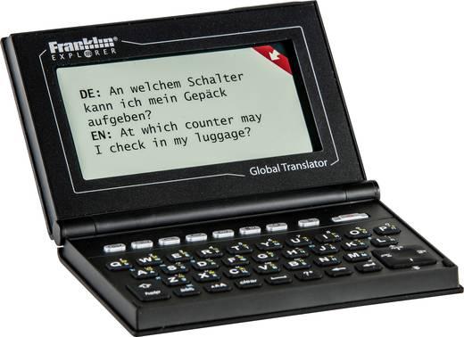 Franklin Sprachcomputer Explorer M520 Chinesisch Deutsch Englisch
