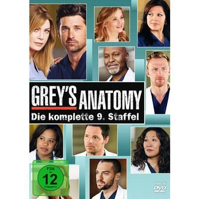 DVD Greys Anatomy Die jungen Ärzte Season 9 FSK: 12 Preisvergleich
