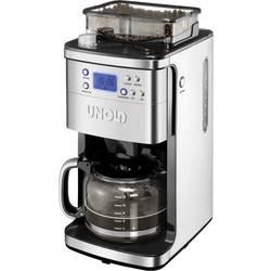 Kávovar Unold nerezová oceľ, čierna