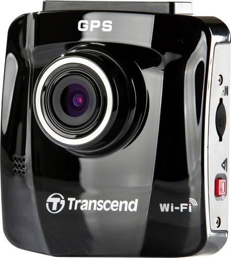 transcend drivepro 220 dashcam mit gps blickwinkel horizontal max 130 12 v 24 v wlan. Black Bedroom Furniture Sets. Home Design Ideas