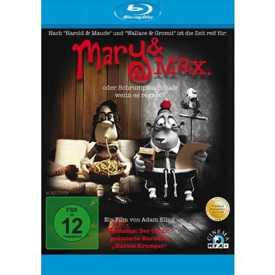 blu-ray Mary & Max Oder schrumpfen Schafe wenn es regnet? FSK: 12 Preisvergleich