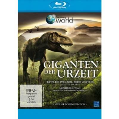 blu-ray Giganten der Urzeit Discovery World Preisvergleich