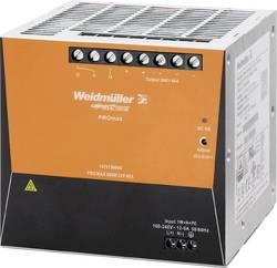 Síťový zdroj na DIN lištu Weidmüller PRO MAX 960W 24V 40A, 24 V, 40 A, 960 W