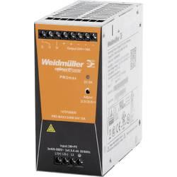 Sieťový zdroj na montážnu lištu (DIN lištu) Weidmüller PRO MAX3 480W 24V 20A, 12 V/DC, 20 A, 480 W