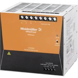 Sieťový zdroj na montážnu lištu (DIN lištu) Weidmüller PRO MAX 120W 12V 10A, 12 V/DC, 10 A, 120 W