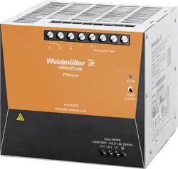 Síťový zdroj na DIN lištu Weidmüller PRO MAX 72W 12V 6A, 12 V, 6 A, 72 W