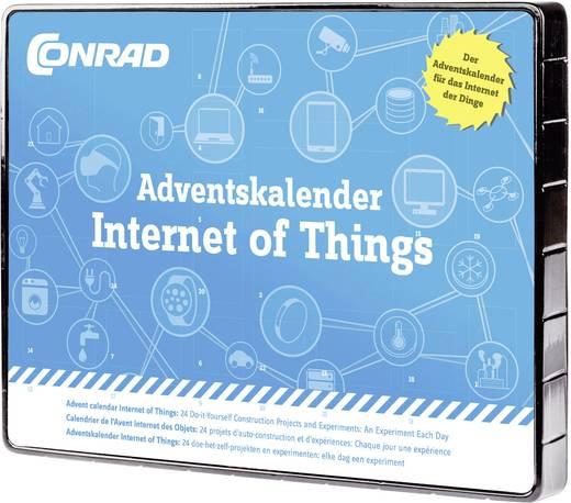 Adventskalender Conrad Components Calendrier de l'Avent Internet des Objets ab 14 Jahre