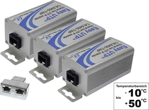 3-er Set Netzwerkverlängerung Renkforce 2-Draht Reichweite (max ...