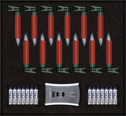 Weihnachtsbaum beleuchtung innen batteriebetrieben 12 led warm wei rot krinner premium mini kaufen - Weihnachtsbaum mini led ...