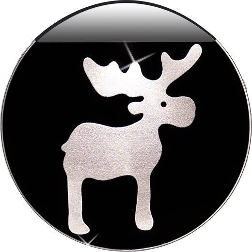 Led fensterbild elch krinner 76103 kaufen - Led fensterbild ...