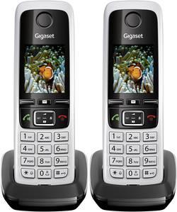 Image of DECT Mobilteil Gigaset C430 HX Duo Schwarz/Silber