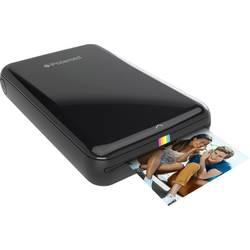 Instantná tlačiareň Polaroid ZIP, čierna