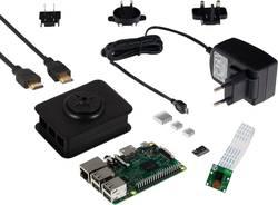 1 GB, Noobs, vrátane napájača, vr. softwaru, vr. IP kamery, vrátane operačného systému Noobs