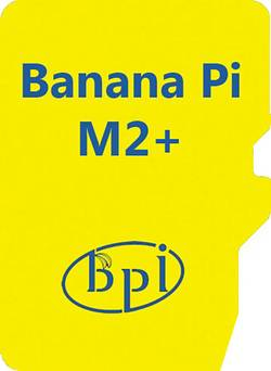 Image of Banana Pi® Betriebssystem bananaPI-M2+16GB