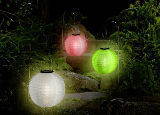 polarlite solar dekoleuchte lampion led w warm wei rot kaufen. Black Bedroom Furniture Sets. Home Design Ideas