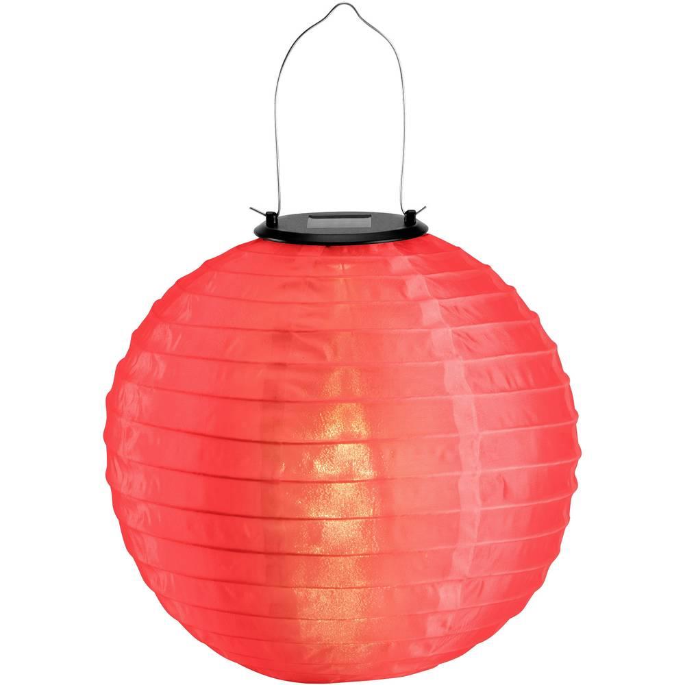 solar dekoleuchte lampion led w warm wei polarlite rot im conrad online shop 1436049. Black Bedroom Furniture Sets. Home Design Ideas