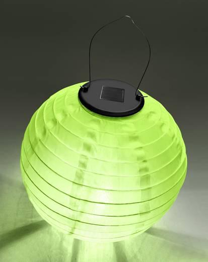 polarlite solar dekoleuchte lampion led w warm wei gr n kaufen. Black Bedroom Furniture Sets. Home Design Ideas
