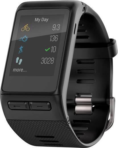 Smartwatch Garmin vivoactive HR XL XL Schwarz