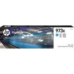 Náplň do tlačiarne HP 973X F6T81AE, zelenomodrá