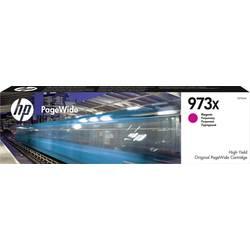 Náplň do tlačiarne HP 973X F6T82AE, purpurová