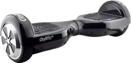 hoverboard cityblitz bboard cb007 schwarz li ion 36 v 4 4. Black Bedroom Furniture Sets. Home Design Ideas