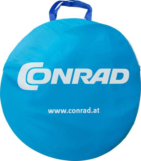 Sitzmatte Conrad Pop-Up Cyan
