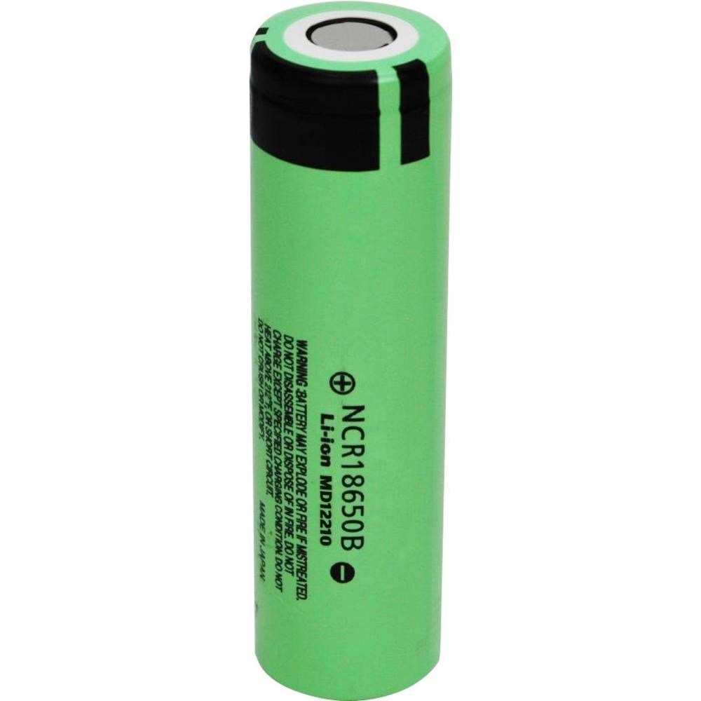 pile rechargeable sp ciale 18650 li ion panasonic. Black Bedroom Furniture Sets. Home Design Ideas
