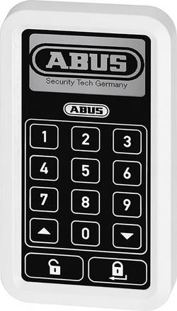 Bezdrátová klávesnice ABUS CFT3000W , 10125 k bezdrátovému zámku dveří