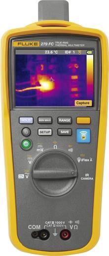 Fluke 279FC/IFLEX Hand-Multimeter Kalibriert nach: Werksstandard (ohne Zertifikat) integrierte Wärmebildkamera