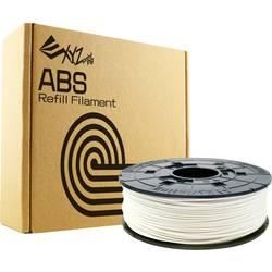 Vlákno pro 3D tiskárny XYZprinting RF10BXEU02B, ABS plast, 1.75 mm, 600 g, sněhobílá