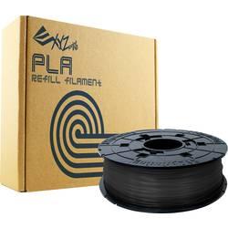 Vlákno pro 3D tiskárny XYZprinting RFPLBXEU00H, PLA plast, 1.75 mm, 600 g, černá
