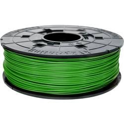 Vlákno pro 3D tiskárny XYZprinting RFPLCXEU0AD, PLA plast, 1.75 mm, 600 g, neonově zelená (fluor