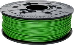 Vlákno pro 3D tiskárny XYZprinting RFPLCXEU04G, PLA plast, 1.75 mm, 600 g, zelená