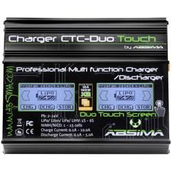 Modelárska nabíjačka Absima CTC-Duo Touch 4000022, 110 V, 230 V, 10 A