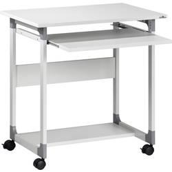 Image of Durable Sitz-/Steh-Schreibtisch SYSTEM 75 FH 379610 (B x H x T) 750 x 770 x 534 mm Grau