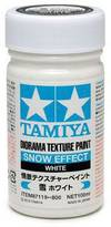Modellbahn-Texturfarbe Schnee-Weiß Tamiya 30008...