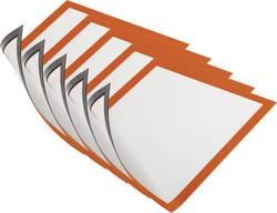 Image of Durable 486909 Magnetrahmen Orange (B x H) 238 mm x 324 mm DIN A4