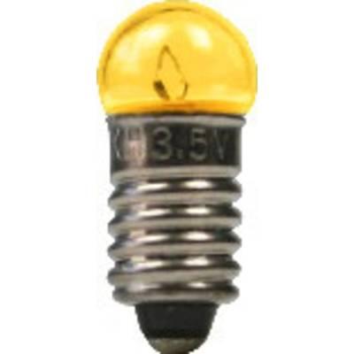 BELI-BECO 9046G Skalenlampe 19 V 1.14 W Sockel E5.5 Gelb 1 St. Preisvergleich