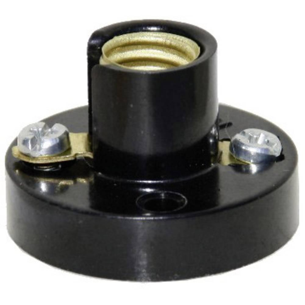 0f01e24a30c6fb Support d ampoule Culot  E10 BELI-BECO 151 Connexions  à visser 1 pc ...