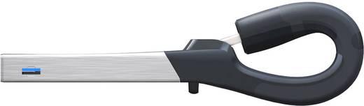 USB-Zusatzspeicher Smartphone/Tablet SanDisk iXpand™ Schwarz/Silber 128 GB USB 3.0, Lightning