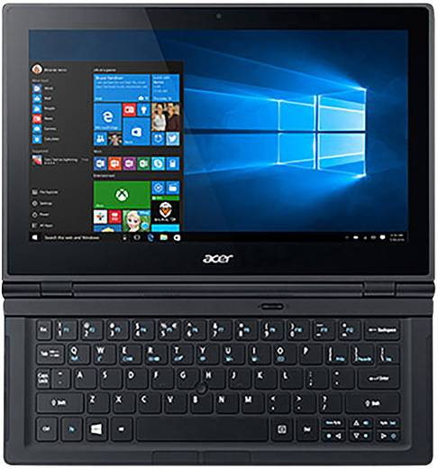 Acer SW7-272-M5FE S Windows®-Tablet / 2-in-1 () 128 GB Intel® Core™ m3 Dual Core