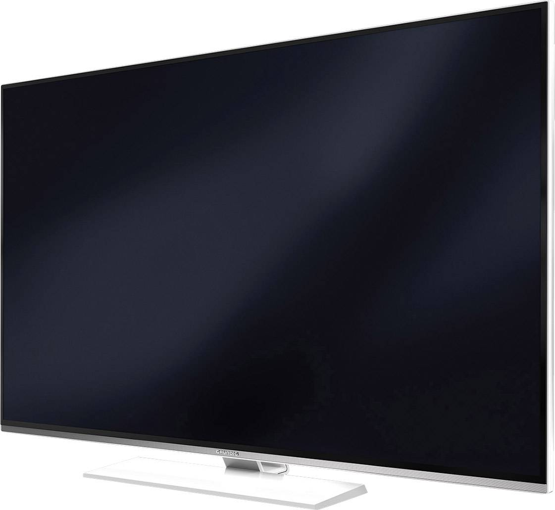 LED TV 139 Cm 55 Zoll Grundig 55GUW8678 EEK A CI+, UHD, WLAN, Smart TV Weiß Great Pictures