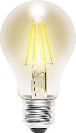 LED žárovka Sygonix STA6007amber 230 V, E27, 4 W = 35 W, teplá bílá, A++, vlákno, 1 ks