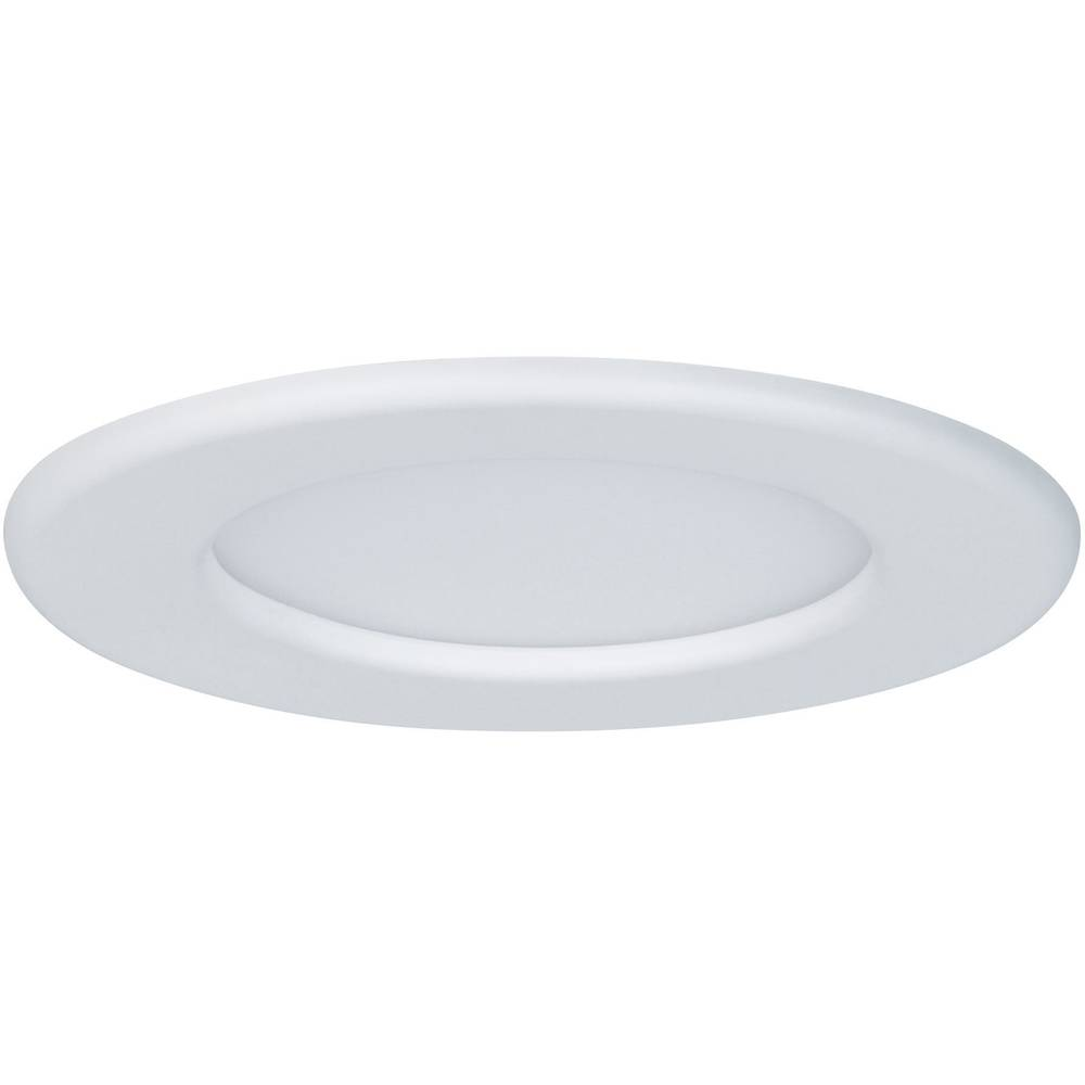 spot encastrable led pour salle de bain blanc neutre paulmann 92058 6 w blanc sur le site. Black Bedroom Furniture Sets. Home Design Ideas