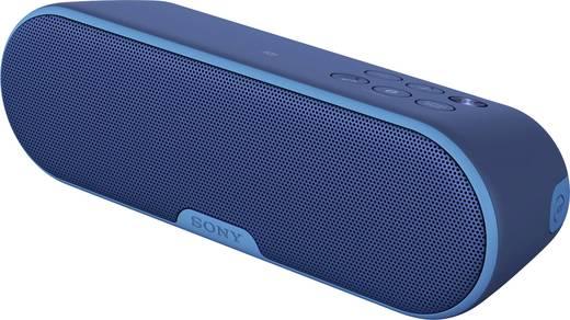 bluetooth lautsprecher sony srs xb2 nfc spritzwassergesch tzt blau kaufen. Black Bedroom Furniture Sets. Home Design Ideas
