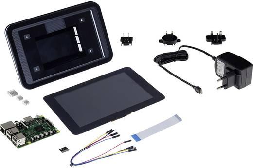 """Raspberry Pi® 3 Model B Starter-Set 1 GB Noobs inkl. Betriebssystem """"Noobs"""", inkl. Gehäuse, inkl. Netzteil, inkl. Softwa"""