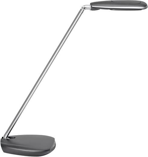 Maul ulse colour vario 8201995 LED-Schreibtischleuchte 7 W Warm-Weiß, Neutral-Weiß, Tageslicht-Weiß Silber