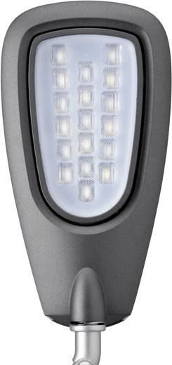 LED-Schreibtischleuchte 7 W Warm-Weiß, Neutral-Weiß, Tageslicht-Weiß Maul ulse colour vario 8201995 Silber