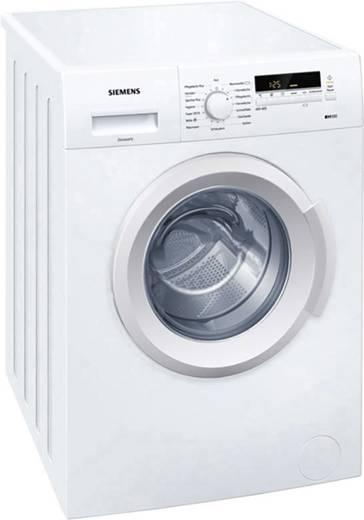 waschmaschine standger t frontlader 6 kg siemens wm14b2g2 iq100 energieeffizienzklasse a. Black Bedroom Furniture Sets. Home Design Ideas